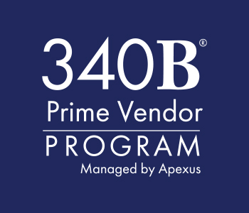 340B Prime Vendor Program Logo