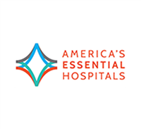 americas essential hospital logo